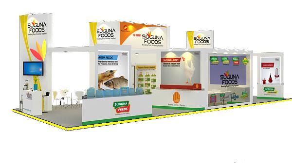 suguna food design @ poultry india 2012 HITEX