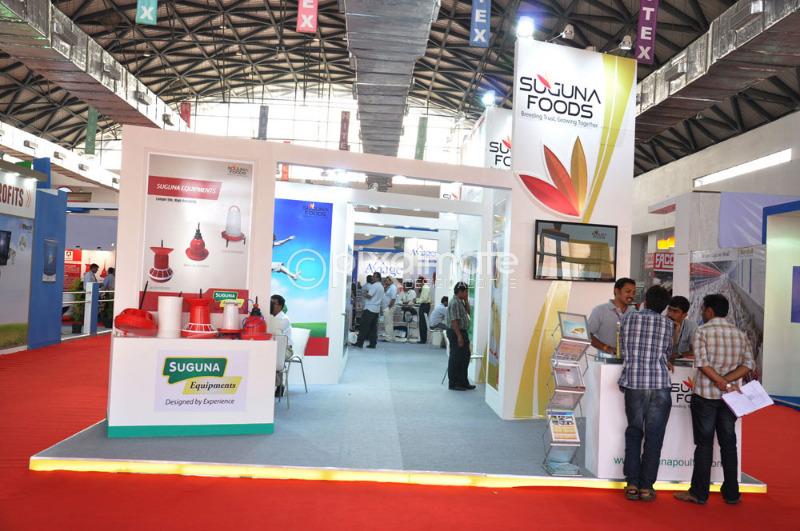 Best Booth Fabricator Indian Fharma Fair:-